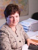 Копцова Светлана Юрьевна